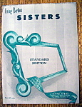 Sheet Music For 1953 Sisters