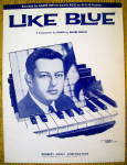 1960 Like Blue By Andre Previn