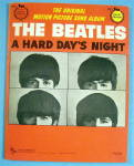 The Beatles Song Booklet 1964 A Hard Day's Night