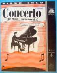 Concerto (Bb Minor-tschaikowsky) 1941 Tschaikowsky