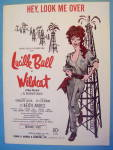 Hey, Look Me Over 1960 Lucille Ball (Wildcat)