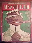 Sheet Music - Everybody Loves The Man With The Jingle