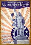 Sheet Music For 1918 My American Blighty