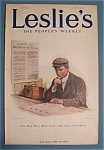 Leslie's Newspaper - June 27, 1912