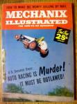 Mechanix Illustrated January 1959 Auto Racing Is Murder