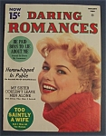 Daring Romances Magazine-january 1960-horsewhipped