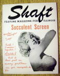 Shaft Magazine For Illinois March 1952 (Marilyn Cover)