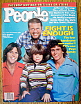 People Magazine December 3, 1979 Eight Is Enough