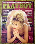 Playboy Magazine-october 1984-debi Nicolle Johnson