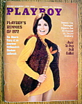 Playboy Magazine-october 1972-sharon Johanson