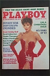 Vintage Playboy-december 1983-terry Nihan