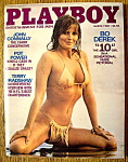 Vintage Playboy-march 1980-henrietta Allais