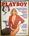 Vintage Playboy-august 1984-suzi Schott