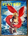 Vintage Playboy-august 1972-linda Summers