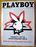 Playboy Magazine-january 1979-candy Loving