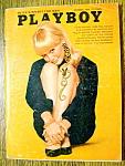 Playboy Magazine-october 1966-linda Moon