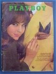 Playboy Magazine-april 1968-gaye Rennie