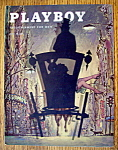 Playboy Magazine-may 1955