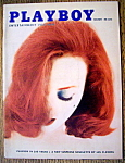 Playboy Magazine-march 1960-sally Sarell