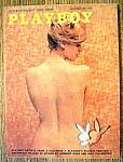 Playboy Magazine-september 1960-ann Davis