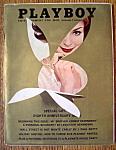 Playboy Magazine-december 1961-lynn Karrol