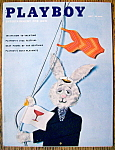 Playboy Magazine-july 1959-yvette Vickers
