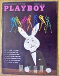 Playboy Magazine-november 1959-donna Lynn
