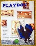Playboy Magazine-january 1961-connie Cooper