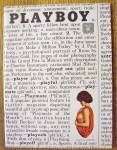 Playboy Magazine-june 1961-heidi Becker