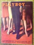 Playboy Magazine-october 1961-jean Canon