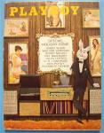 Playboy Magazine-january 1962-merle Pertile