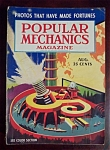 Popular Mechanics Magazine-august 1938-photos