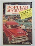 Popular Mechanics Magazine-february 1953-hudson's Jet