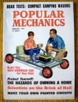 Popular Mechanics-february 1961-build Sidewalk Car