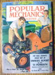Popular Mechanics July 1951 Build This Midget Racer