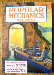 Popular Mechanics August 1955 Build A Playhouse