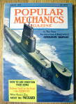 Popular Mechanics August 1953 Submarine Warfare