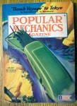 Popular Mechanics July 1942 Bomb Voyage To Tokyo
