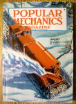 Popular Mechanics January 1946 Train Plow