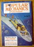 Popular Mechanics October 1952 Battery Model Plane