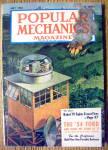 Popular Mechanics July 1954 Build Portable Barbecue