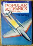Popular Mechanics April 1957 Atomic Airplane