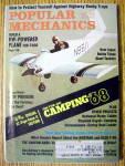 Popular Mechanics May 1968 Build Vw-powered Plane