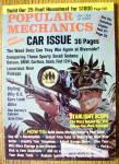 Popular Mechanics January 1969 Car Issue