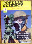 Popular Science Magazine-october 1941-tools For Army