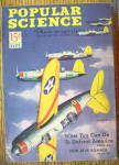 Popular Science Magazine-september 1941-dive Bomber