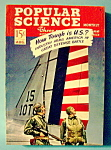 Popular Science Magazine August 1941 How Tough Is U. S.