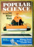 Popular Science Magazine-july 1959-cars Without Wheels