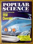 Popular Science November 1957 1958 Chevrolet
