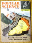 Popular Science April 1950 Automatic Drives